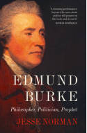 Edmund Burke: Philosopher, Politician, Prophet