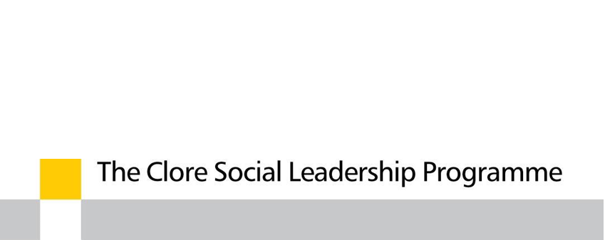 Clore Social Leadership Programme & The RSA