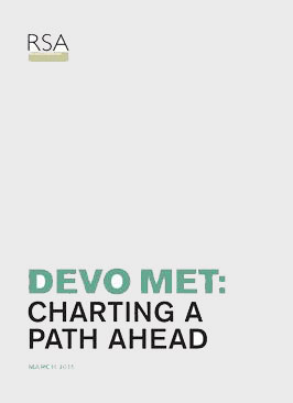 Devo Met: charting a path ahead
