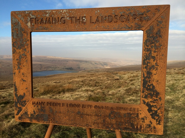 framing the landscape march 2015 wessenden head marsden moor