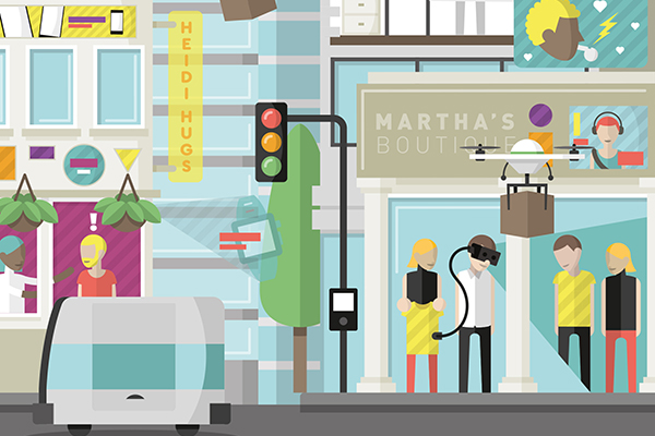 The future of retail in 2035
