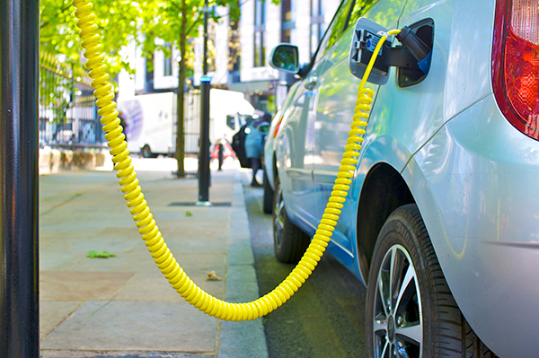 electric car climate change