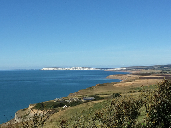 The Isle of wight - 600