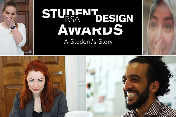 The RSA Student Design Awards: A Student's Story