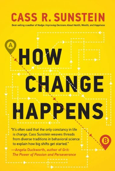 How Change Happens - The MIT Press
