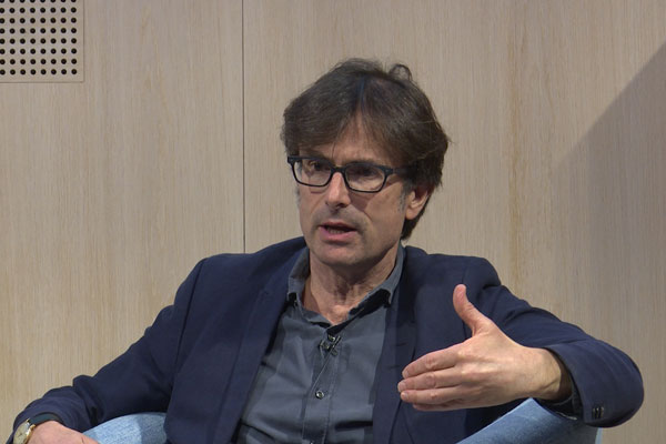 Robert Peston on The Demise of Northern Rock