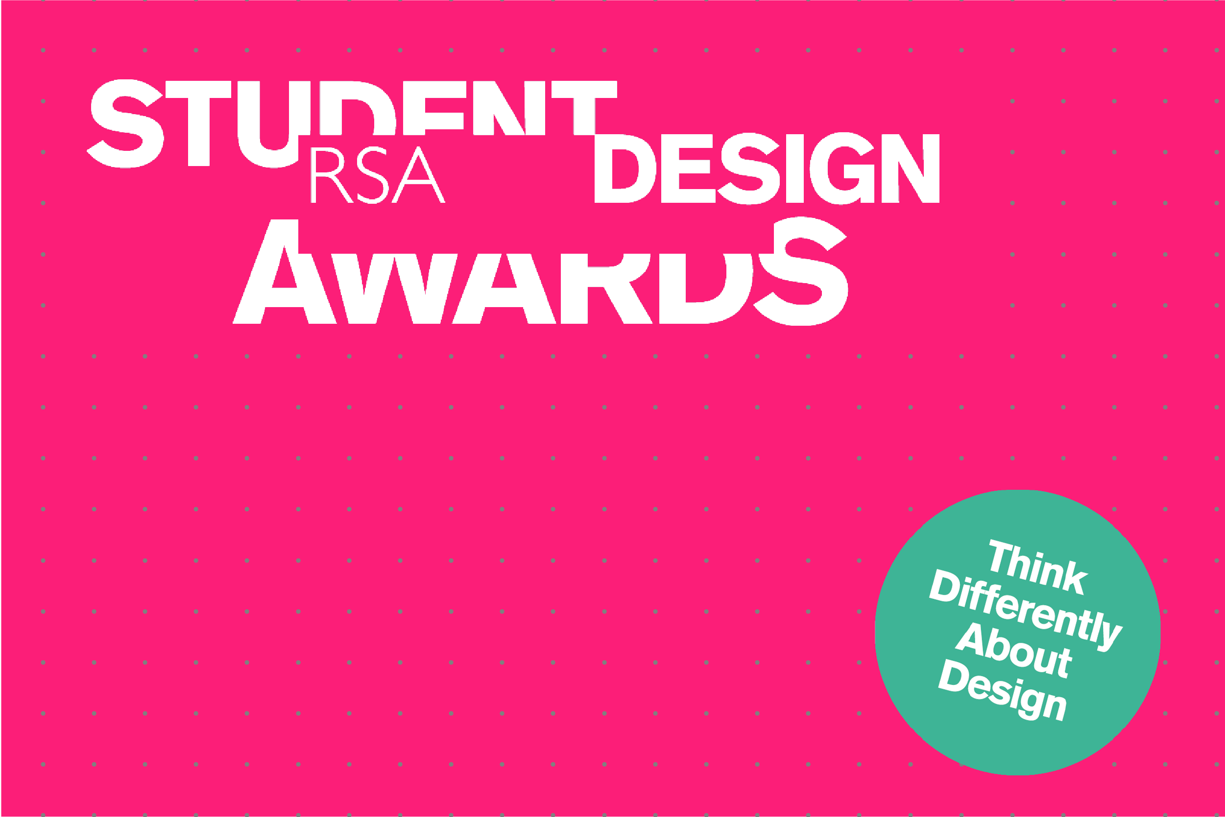 Designing Our Futures: The 2019 RSA Student Design Awards