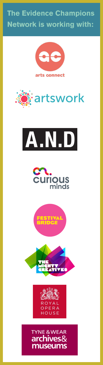 List of bridge organisations including Arts Connect and the Royal Opera House