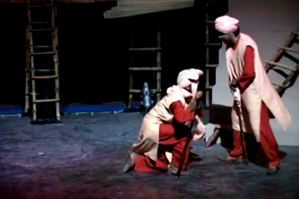 Ajoka - A story of Activism and Theatre