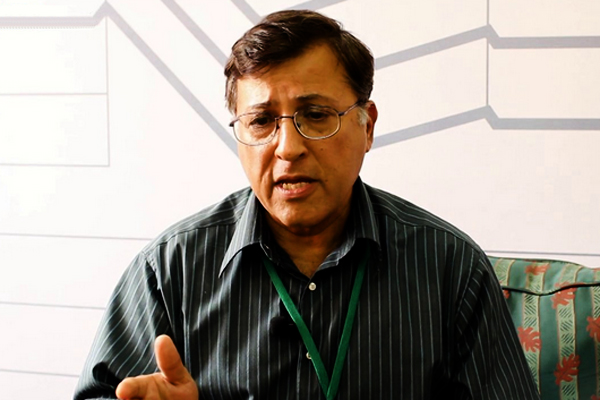 The bomb is immoral - Professor Pervez Hoodbhoy