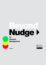 Beyond nudge to demand management