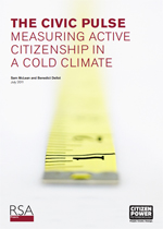 The Civic Pulse: Measuring Active Citizenship In A Cold Climate