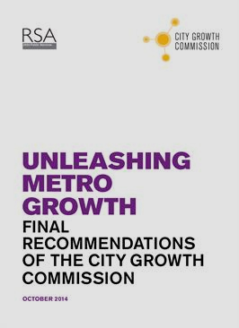 Unleashing Metro Growth: Final recommendations