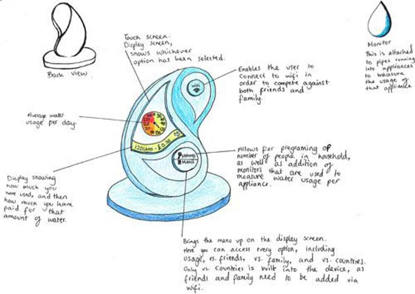 Pupil design award brief proposal