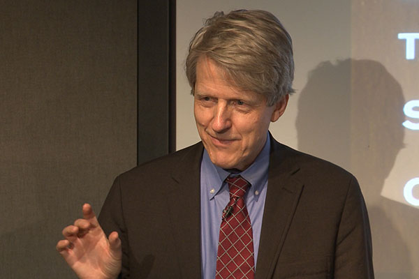 Robert Shiller on the Economics of Deception