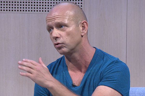 Steve Hilton on Being More Human
