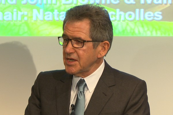 Lord Browne on Why 'Coming Out' is Good Business