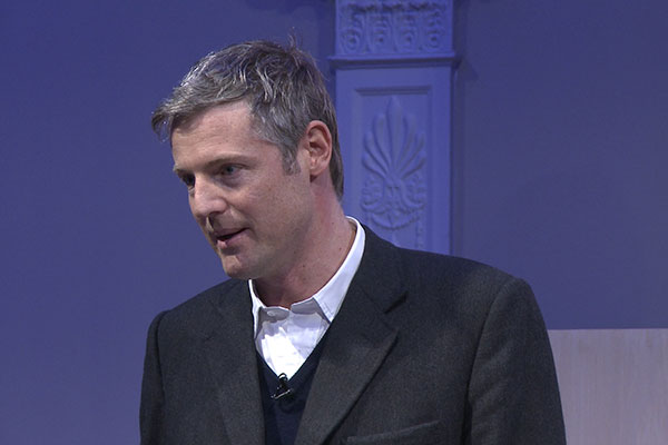 Zac Goldsmith on Transforming UK Politics