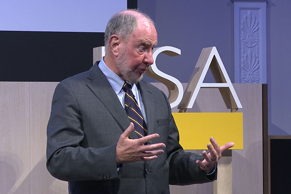 Robert Putnam on Inequality and Opportunity