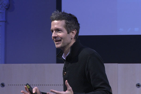 Frederic Laloux on Soulful Organisations