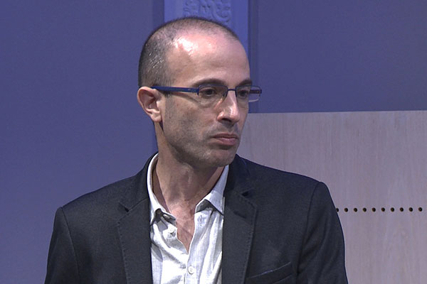 Yuval Harari on The Future of Humankind