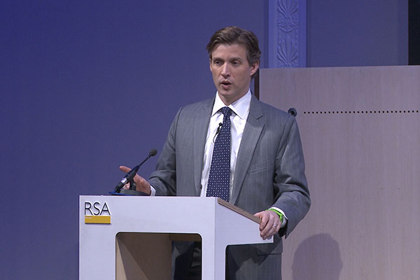 Alec Ross on the Industries of the Future