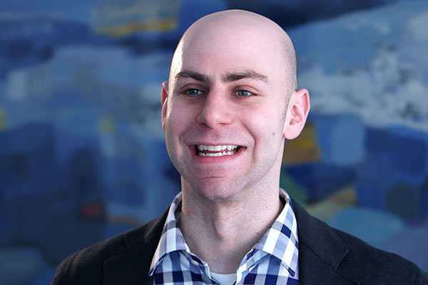 5 Minute Life Lessons With Author Adam Grant