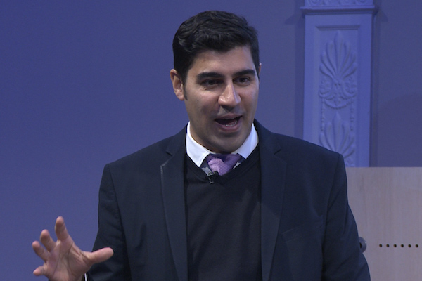 Parag Khanna on The Global Connectivity Revolution