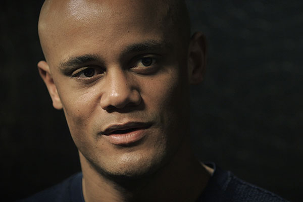 Matthew Taylor in Conversation With Footballer Vincent Kompany