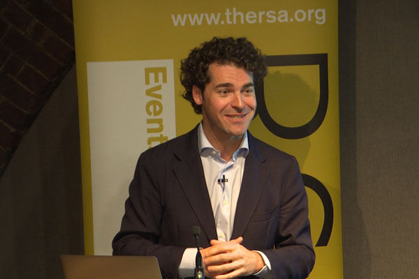 Alberto Alemanno on How to Make Social Change Happen