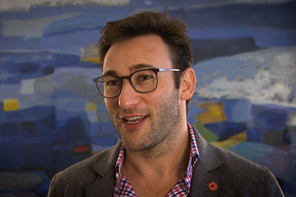 5 Minute Life Lessons with Simon Sinek