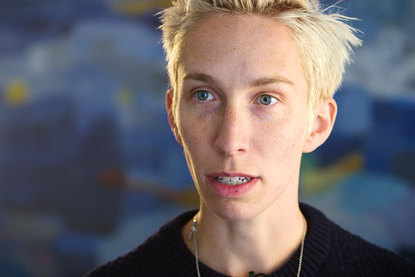 5 Minute Life Lessons with iO Tillett Wright