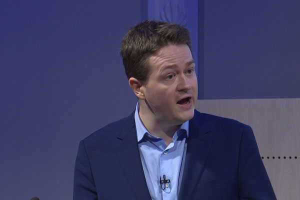 Johann Hari on The Rising Depression and Anxiety Crisis