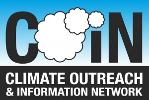 Climate Outreach and Information Network Logo