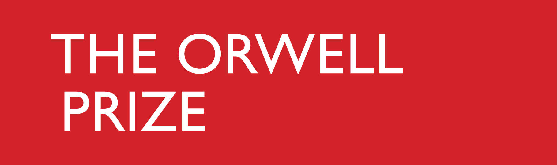 The Orwell Prize Logo