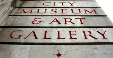 Plymouth City Museum & Gallery Logo