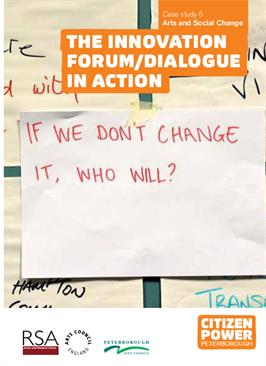 Innovation Forum & Dialogue in Action