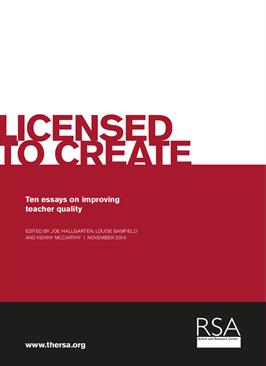 licensed to create rsa