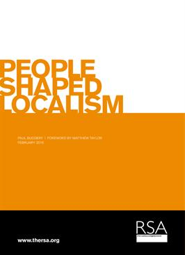 Report: People Shaped Localism