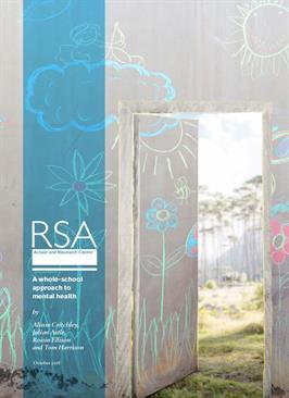 A whole school approach to mental health - RSA