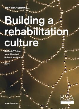 rehabilitation in our prison system But we also forget that rehab would most likely cost more then prison and to do it on a massive level if we sorted those out as a society, most of our prisons would simply a significant portion of the taxed earnings of our entire workforce goes towards maintaining this system that is.
