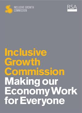 Inclusive Growth Sommission report