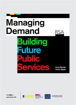 Managing Demand: Building Future Public Services