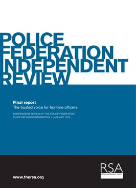 Police Federation Final Report