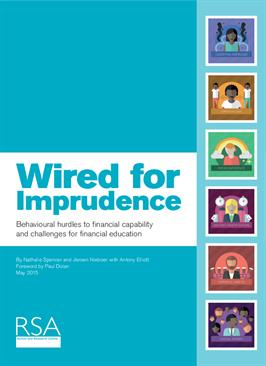 Wired for imprudence