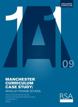 Manchester Curriculum Case Study: Whalley Range School