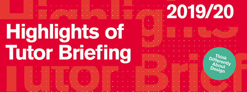 WATCH THE 2019/20 BRIEFS PRESENTED BY OUR PARTNERS