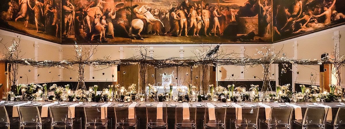 RSA House - corporate, party and wedding venue hire in central London banner