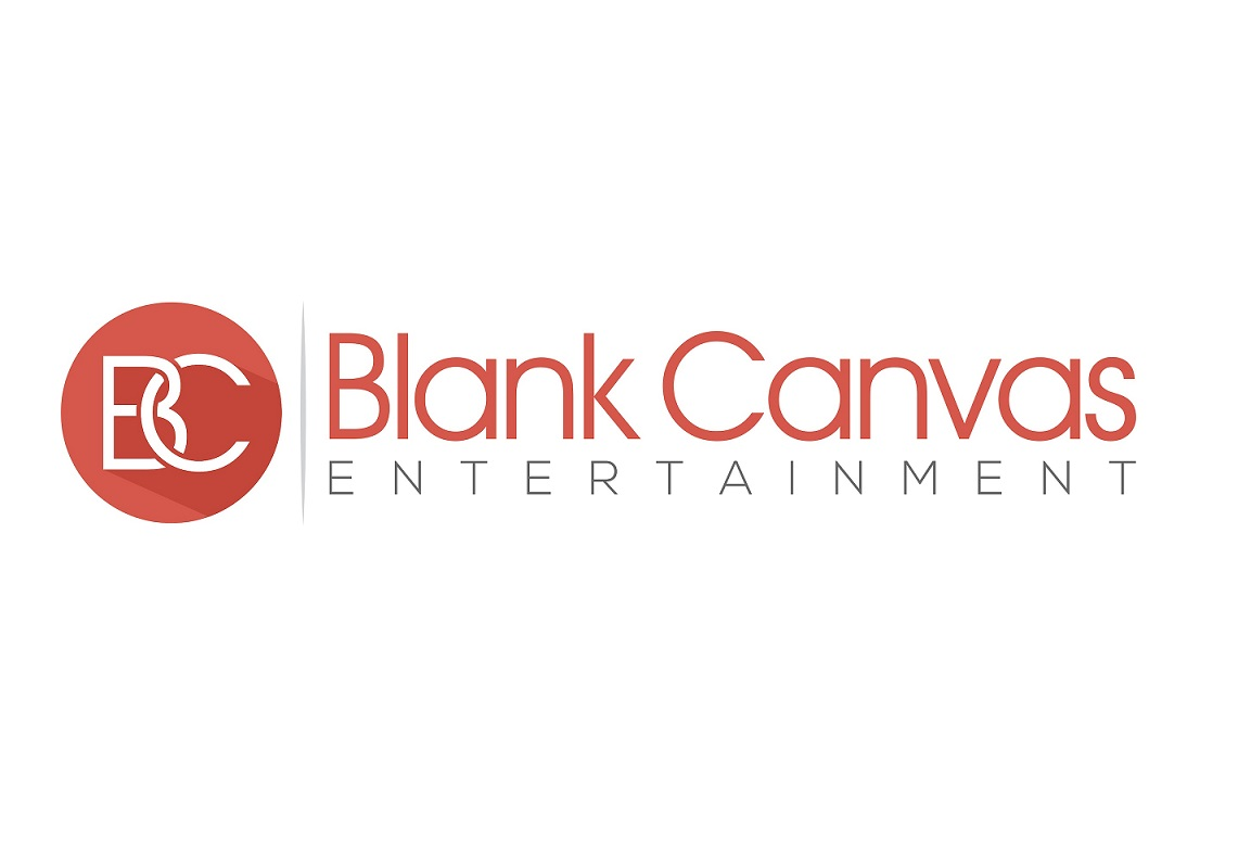 Blank Canvas Entertainment Logo