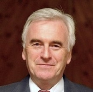 Picture of John McDonnell MP